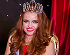Former pupil Lucy Hough was Miss Sunderland in 2016